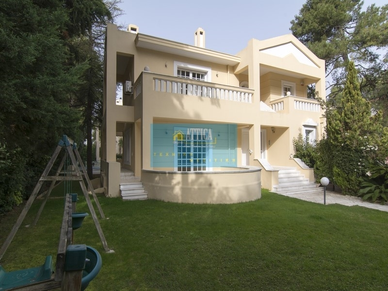 (For Sale) Residential Detached house || Athens North/Ekali - 500 Sq.m, 5 Bedrooms, 1.100.000€
